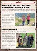 Allalin News Nr. 12 - SAAS-FEE   SAAS-GRUND   SAAS-ALMAGELL   SAAS-BALEN - Seite 5