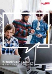 Digitale Wirtschaft in Berlin