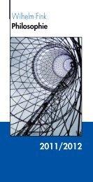 Download als PDF - Wilhelm Fink Verlag
