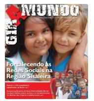 Jornal Giramundo - nº 25 - Ano 09 - Dezembro de 2009 - Fortalecendo as Redes Sociais na Região Sisaleira