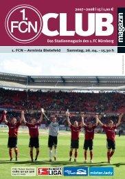 cm15 bielefeld - 1. FC Nürnberg