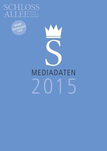 Mediadaten Schlossallee