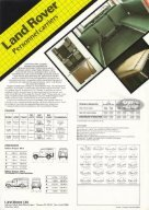 Land Rover Personal Carriers1982 - Page 2