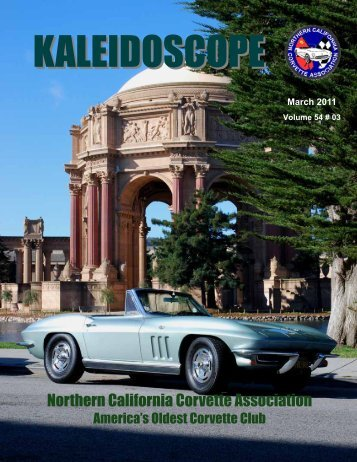 Northern California Corvette Association - NCCA Home Page