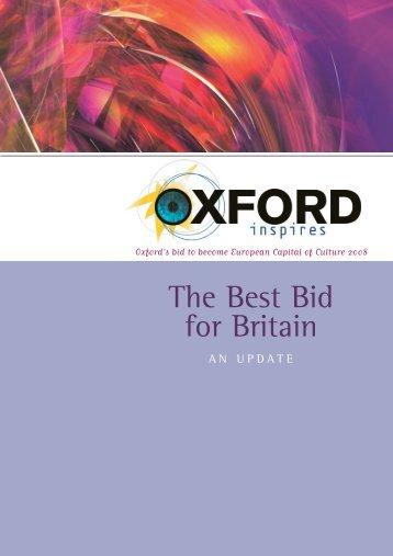 The Best Bid for Britain
