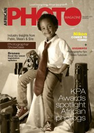 African Photo Magazine Issue #2