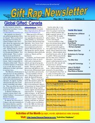 Volume 11 - Edition 5 May 2011 - DiscoverTeenergy.com
