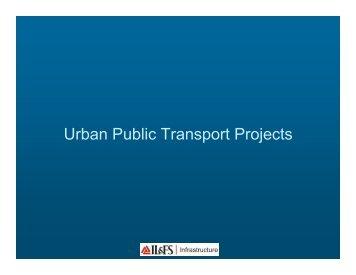 Urban Public Transport Projects