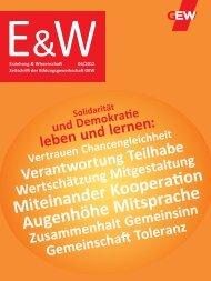 E&W 06/2012 - GEW