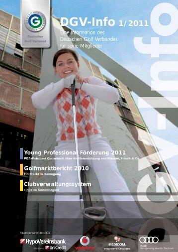 DGV-Info 1/2011 - Golf.de