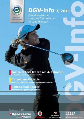 DGV-Info 3/2011 - Golf.de