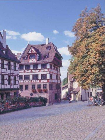 Das Dürer-Haus - Germanisches Nationalmuseum