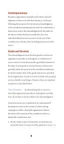 Charitable Contributions - Page 7