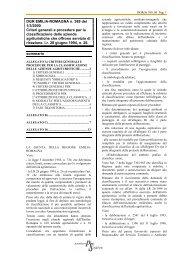 DGR EMILIA-ROMAGNA n. 389 del 1/3/2000 Criteri ... - Prassicoop