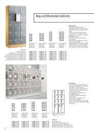 Bag and Wardrobe Cabinets