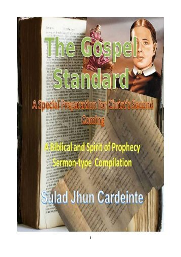 The Gospel Standard