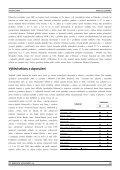 AKCIOVÉ TRHY - ANALÝZA SEKTORU - Page 4