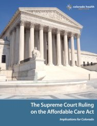 The Supreme Court Ruling on the Affordable Care Act