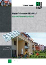 Isomur 08_2011 - H-Bau Technik GmbH