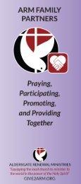 ARM Family Partner Brochure