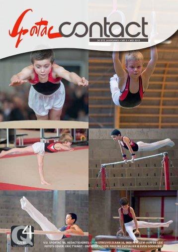 Sportac Contactblad 05/2015