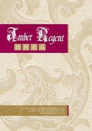 Amber Regent Lunch Menu