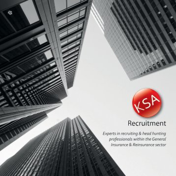 KSA recruitment Ltd Brochure