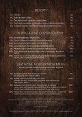 Plzeňská Restaurace Zlín - Page 4