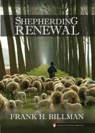 Sherpherding Renewal First Chapter