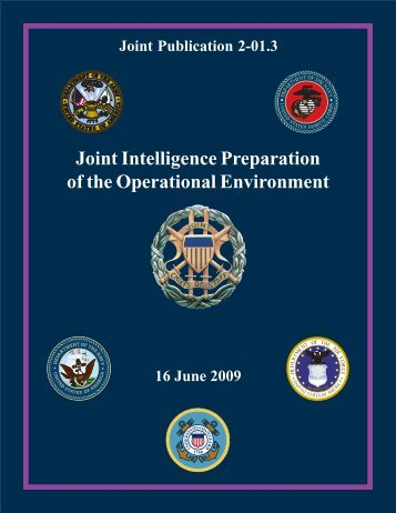 of the Operational Environment