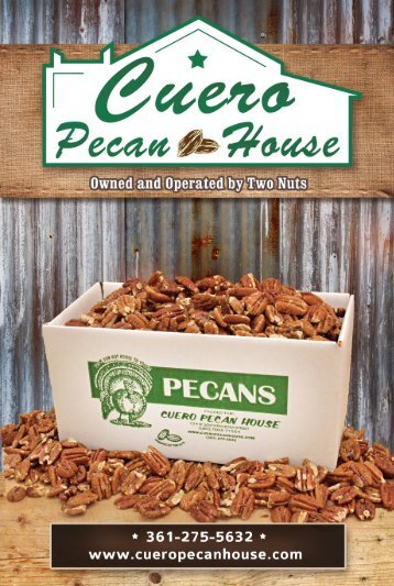 Pecan magazines for Pecan house