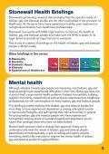 Mental health - Page 3