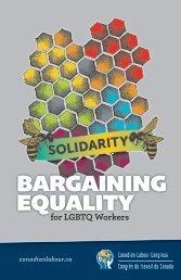 BARGAINING EQUALITY