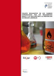 folleto divulgativo de los cambios introducidos por los reglamentos ...