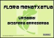 Urdaibaiko Flora Mehatxatua edo Berezia (4,45 MB ) - Bizkaia 21