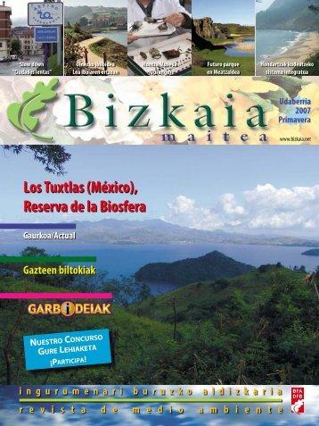 Los Tuxtlas Reserva de la Biosfera