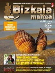 2011ko Udako aldizkaria - Bizkaia 21