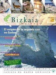 Revista de otoño de 2005 - Bizkaia 21