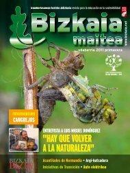 Revista Primavera 2011 - Bizkaia 21