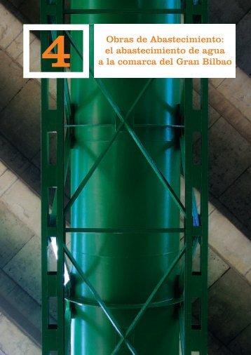 el abastecimiento de agua a la comarca del Gran Bilbao - Bizkaia 21