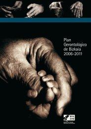 Plan Gerontológico de Bizkaia 2006-2011