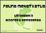 Fauna MEHATXATUa