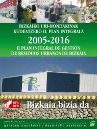 2005-2016 Bizkaia bizia da