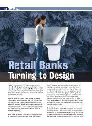 Retail Banks Turning to Design - Ideo