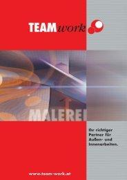 Privat- & Firmenkunden Objekte Ansprechpartner ... - bei TEAMwork