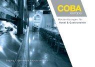 COBA europe GmbH - Hotel & Gastronomie