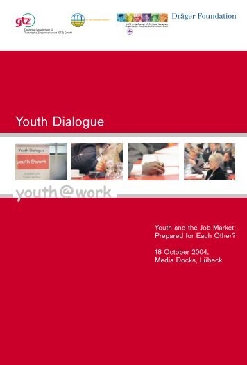 Youth Dialogue - International Labour Organization