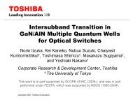 Intersubband Transition in GaN/AlN Multiple Quantum Wells for Optical Switches