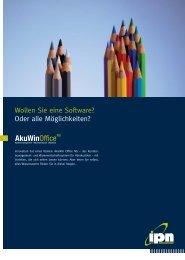 Die Kundenverwaltung - ipn Software GmbH