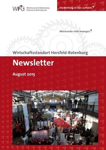 Wirtschaftsförderung Hersfeld-Rotenburg